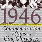 Commémoration 70 ans des Cinq Glorieuses